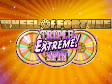 Wheel Of Fortune: Triple Extreme Spin от IGT Slots: автомат